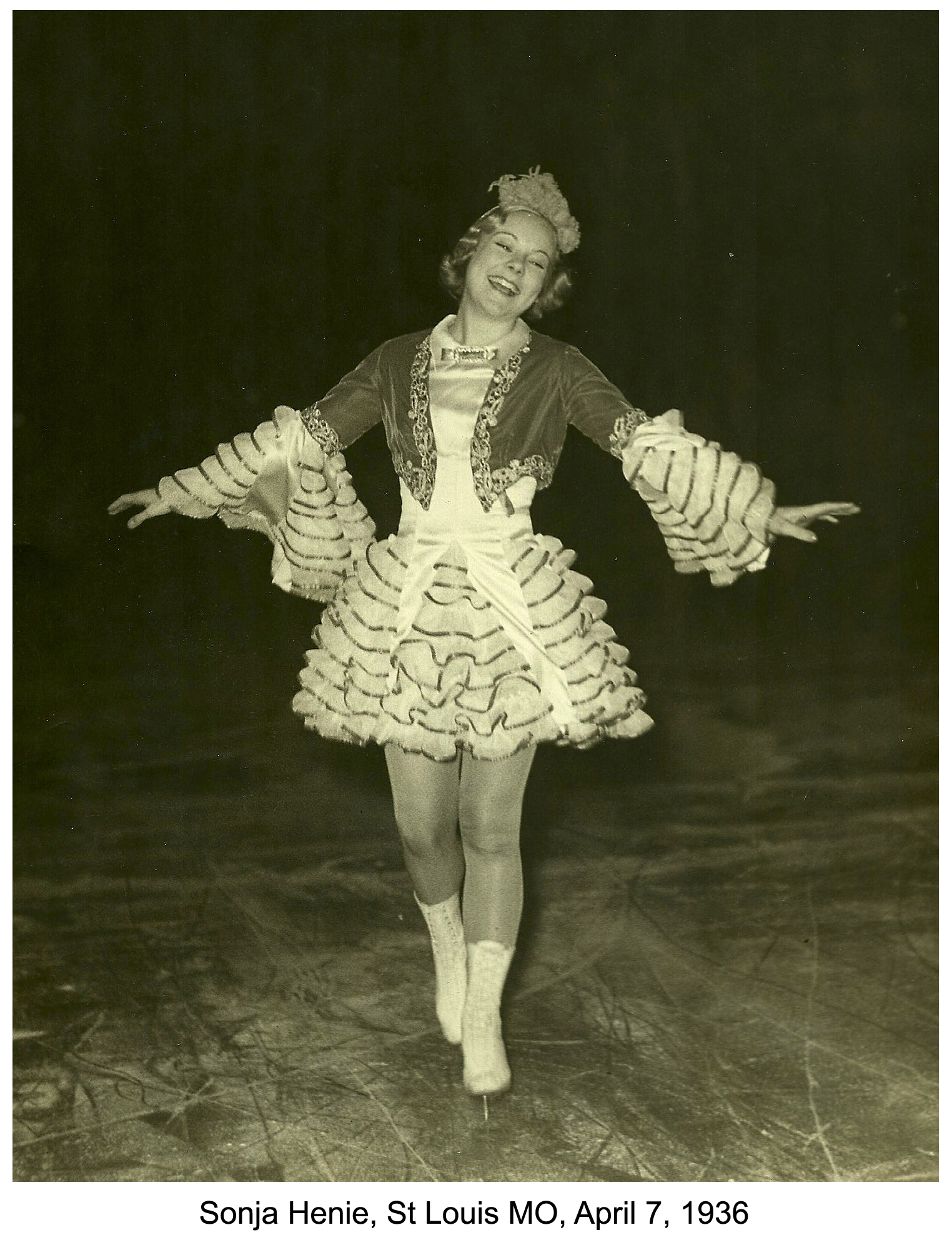Sonja Henie facts